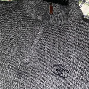 Beverly Hills Polo Club Sweaters - Beverly Hills Polo Club men's sweater